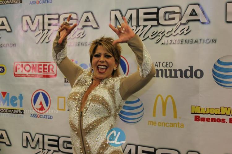 Images from #MegaMezcla2015 in #NYC Press Images