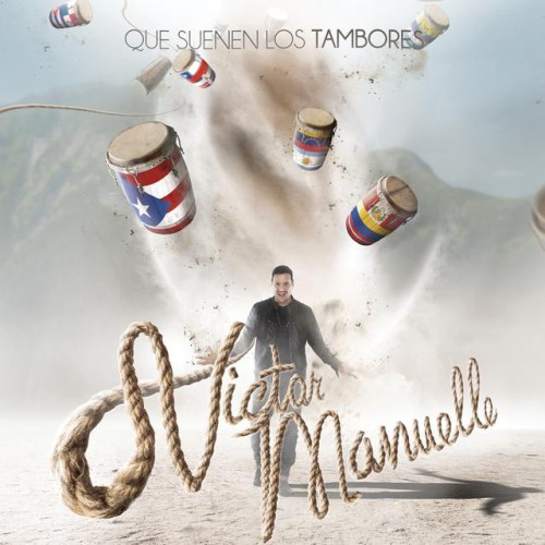 "Victor Manuelle new album ""Que Suenen Los Tambores"" out now and in-store signings"