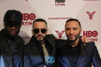 50 Cent, Yandel, Alex Sensation