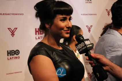 Rebecca Torres (HBO Latino Interview)