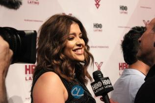 Model Denise Bidot (HBO Latino Interview)