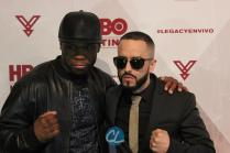 50 Cent and Yandel