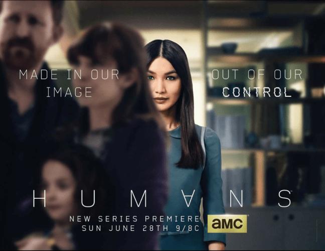 Recap:  'Humans'  – Season 1 Episode 1