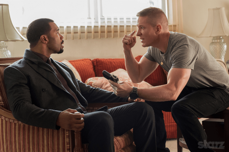 "Recap: ""Power"" Season 2 Episode #5 – Who You Are and Who You Want to Be"