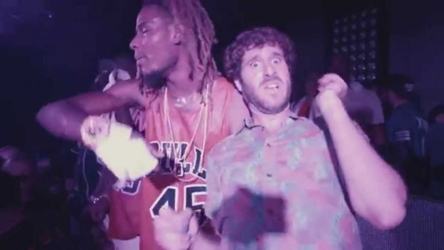 Greatest Rap video of all time or White Privilege at its finest?