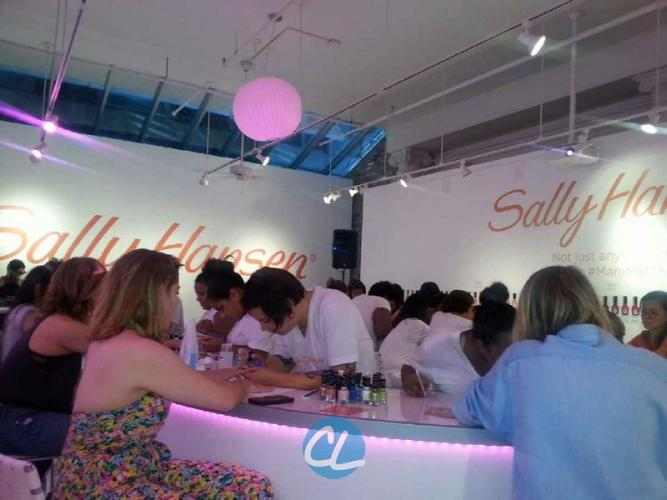 Sally Hansen Personalized Pop Up Nail Bar