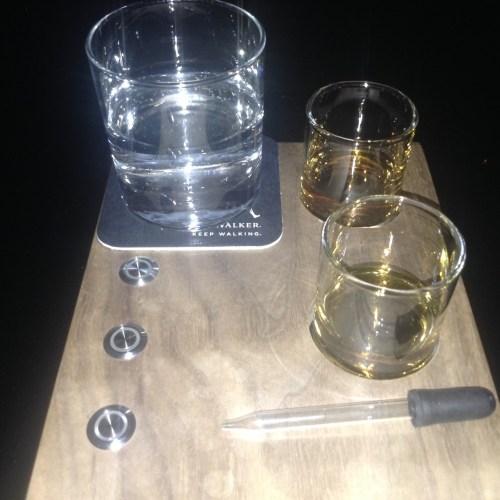 Johnnie Walker Tasting Experience