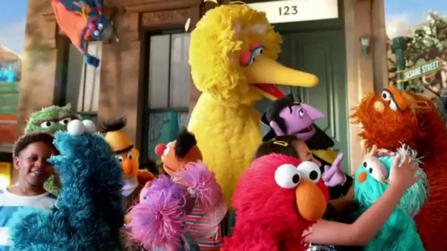 Sesame Street: Trailer (HBO)