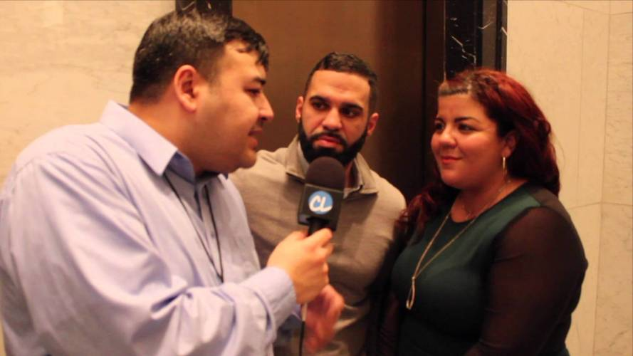 Exclusive interview with Juan Bago and Rachel Loca from Room 28 Comedy