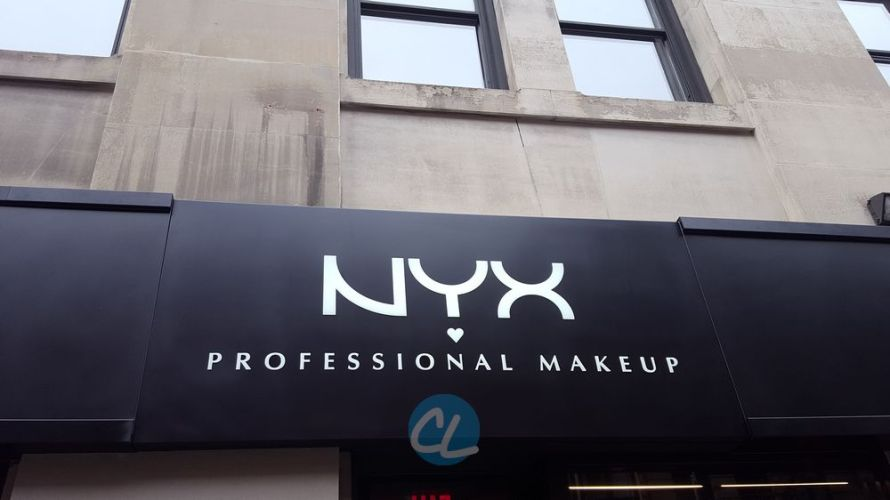 NYX Cosmetics Union Sq Grand Opening