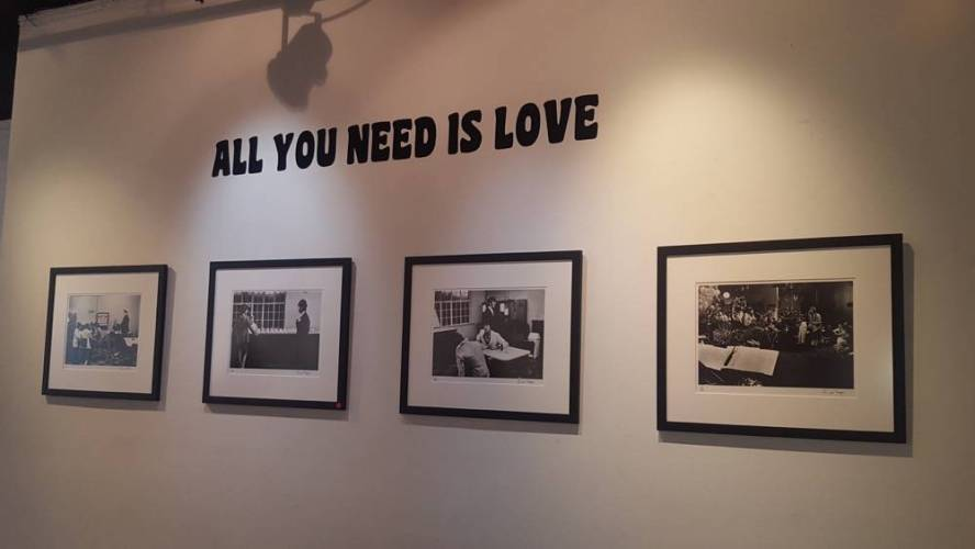 Review: All You Need is Love Beatles Exhibit