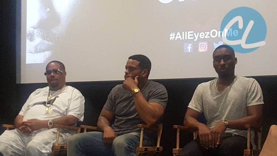 Review: All Eyez on Me NYC Special Screening