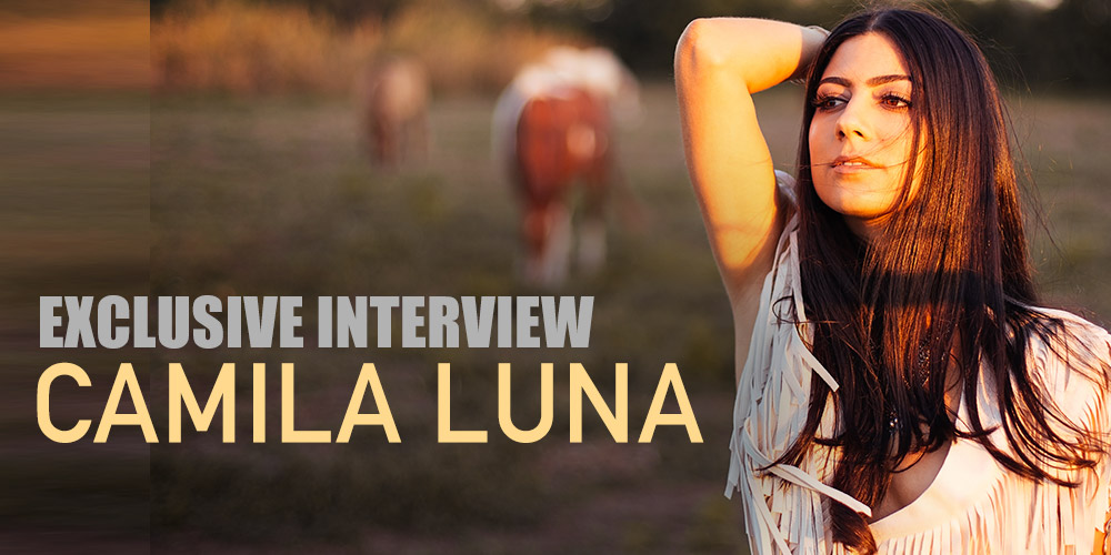 Our chat with Camila Luna : Beauty, Brains and a beautiful Soul