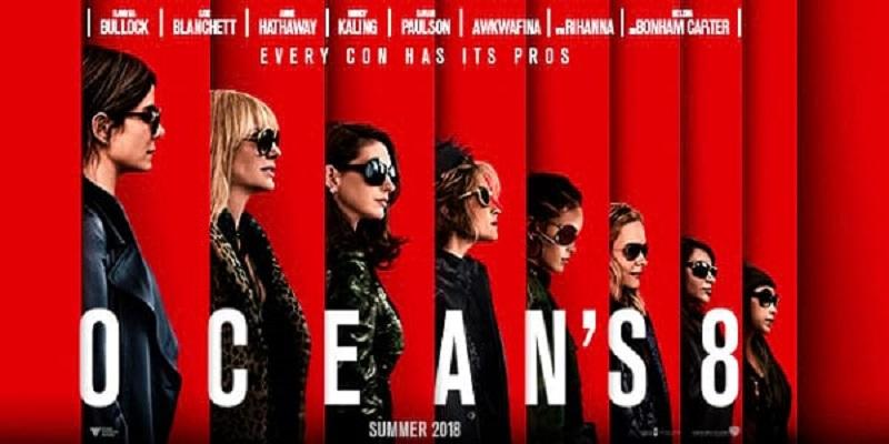 Official Trailer For WB's OCEAN'S 8
