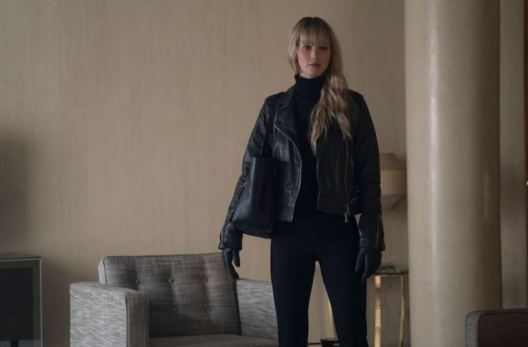 Lawrence's seductive chirp | RED SPARROW – Review
