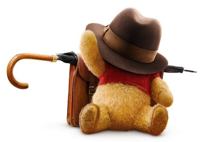 Disney's CHRISTOPHER ROBIN | 1st Look