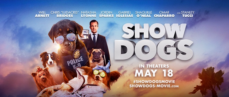 SHOW DOGS | Character Posters & Trailer