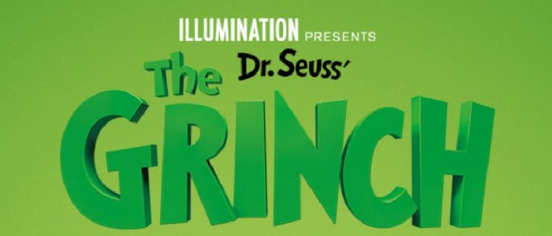 New Trailer For Illumination's THE GRINCH!