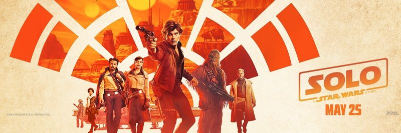 A New Look At SOLO: A STAR WARS STORY