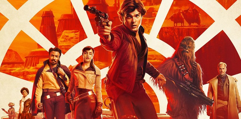 SOLO: A STAR WAR STORY Character Posters