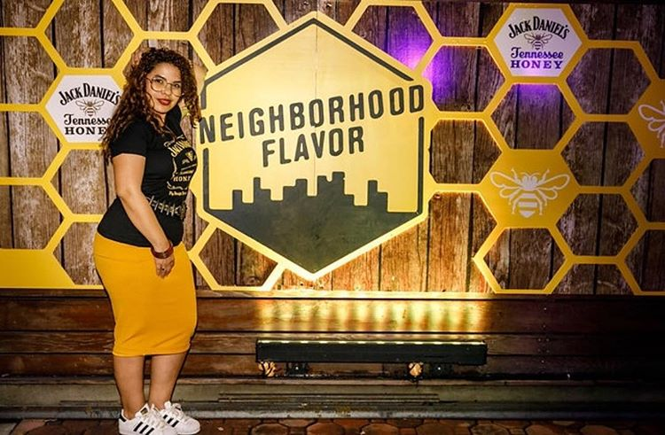 Jack Daniel's Tennessee Honey Neighborhood Flavor Toast To The Hispanic Community Of Washington Heights