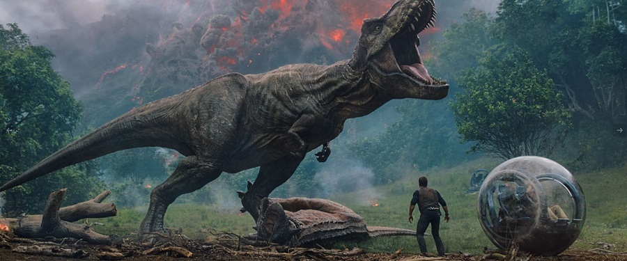 JURASSIC WORLD: FALLEN KINGDOM | Available On Digital 9.4 & Blu-ray/DVD 9.18