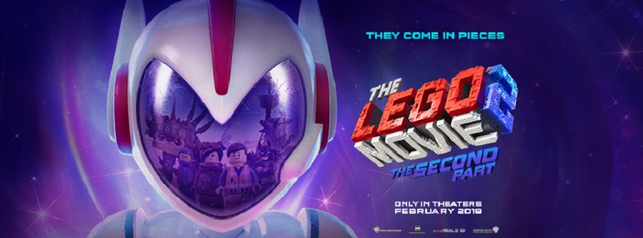 New Poster For WB's THE LEGO MOVIE 2: THE SECOND PART