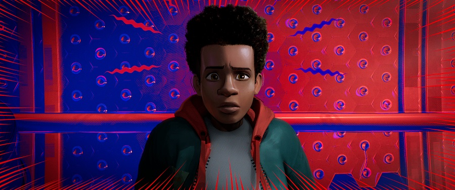 SPIDER-MAN: INTO THE SPIDER-VERSE | New Poster & Trailer