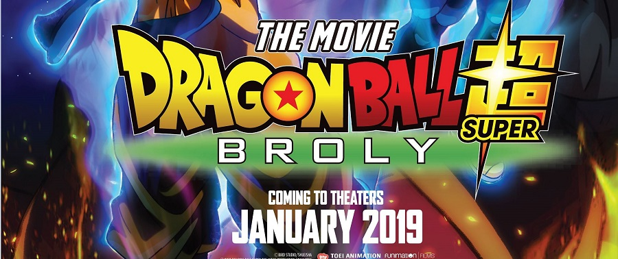 DRAGON BALL SUPER: BROLY | New Trailer!