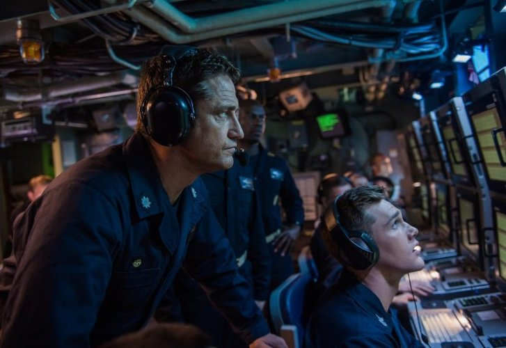 Trailer for HUNTER KILLER starring Gerard Butler, Gary Oldman, Common & Linda Cardellini