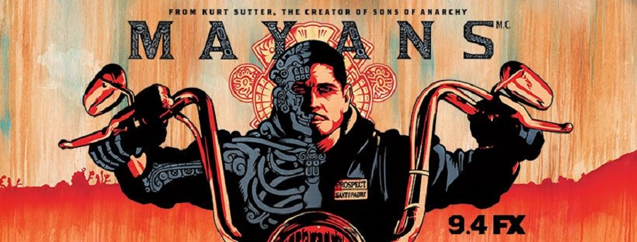Official Trailer For FX's MAYANS M.C.
