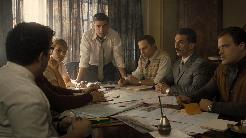 Final Trailer For OPERATION FINALE Starring Ben Kingsley & Oscar Isaac