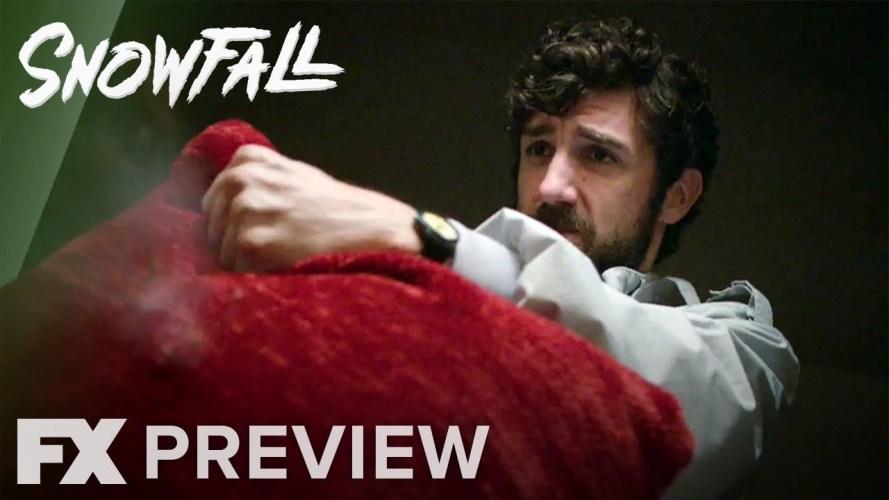 "Preview for Season 2 of FX's drama series ""Snowfall"""