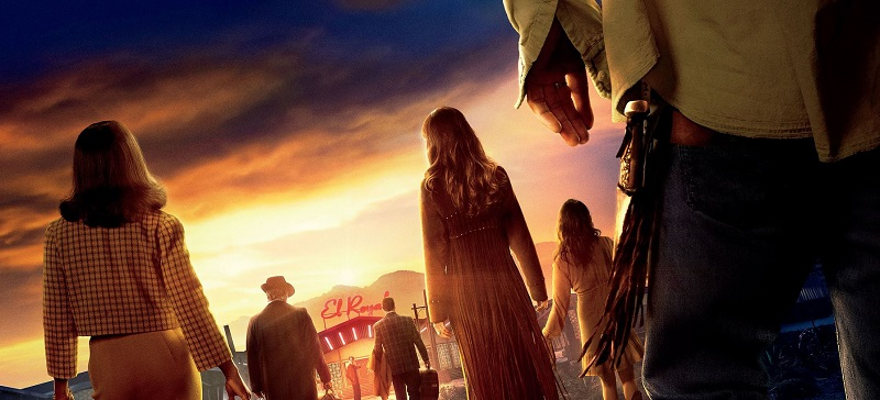 BAD TIMES AT THE EL ROYALE | Advance Screening – GoFoBo Screening