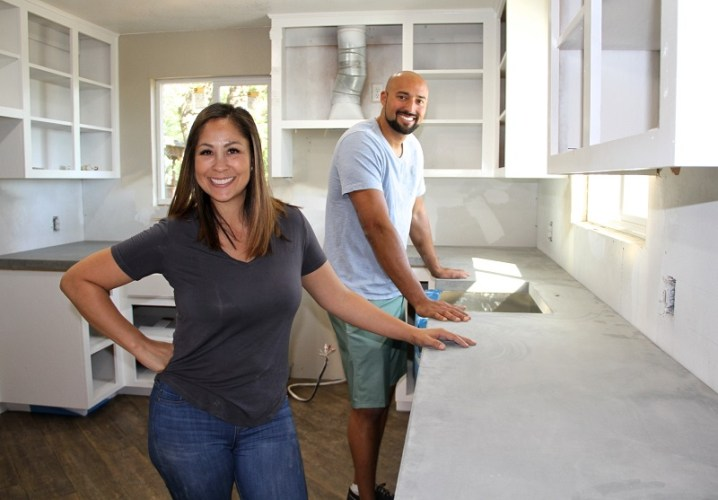 RUSTIC REHAB | Real Estate Experts David & Chenoa Rivera Renovate