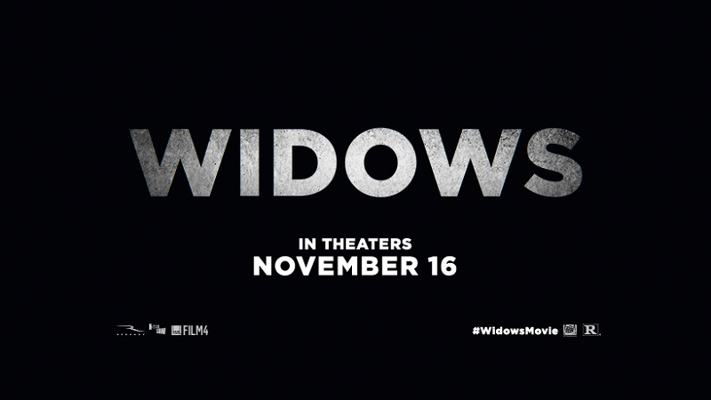WIDOWS | New Trailer – In Theaters November 16