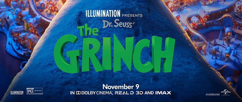 THE GRINCH | New Trailer & Poster
