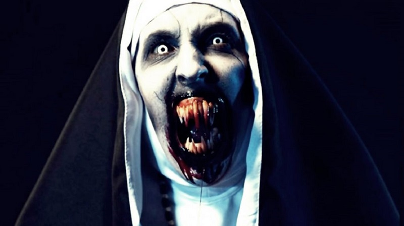 More silly than sinister | THE NUN – Review