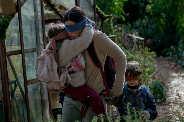 NEVER LOSE SIGHT OF SURVIVAL | BIRD BOX Trailer