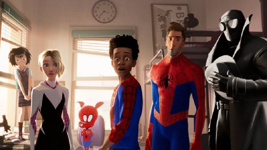 Spidey's new web of adventures | SPIDER-MAN: INTO THE SPIDER-VERSE – Review
