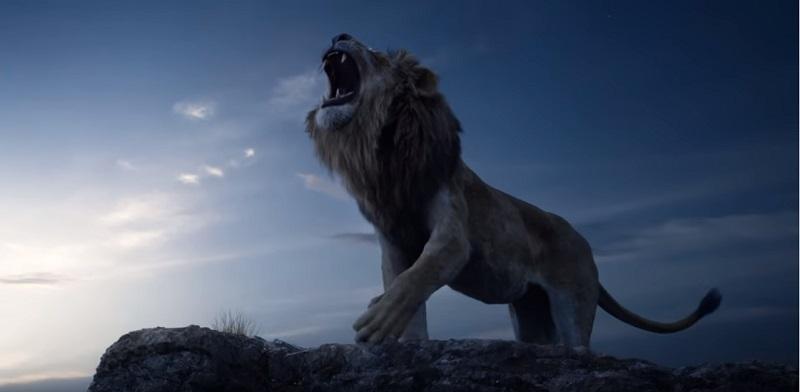 Disney's THE LION KING (2019) | Teaser Trailer