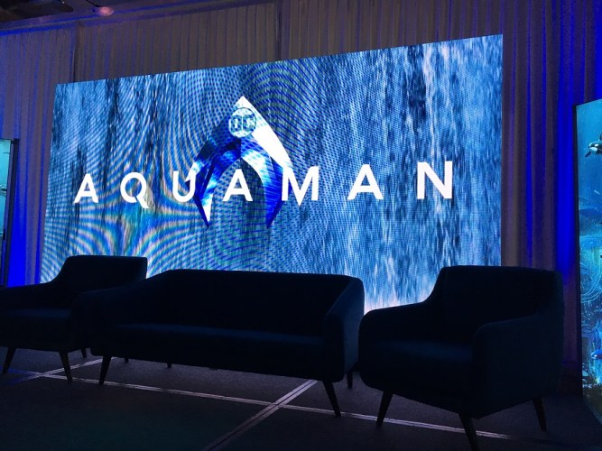 """I thought I'd be playing a villain."" – Jason Momoa 