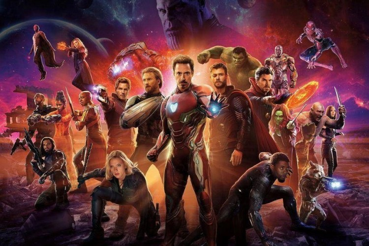 Marvel Studios' AVENGERS: END GAME   First Look