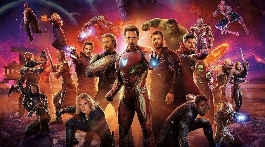 Marvel Studios' AVENGERS: END GAME | First Look