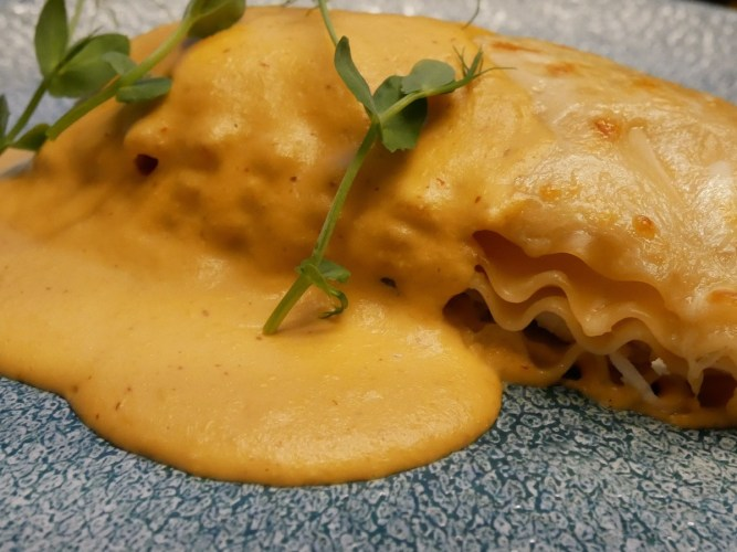 Latino-inspired pasta recipes by Chef Santiago Gomez