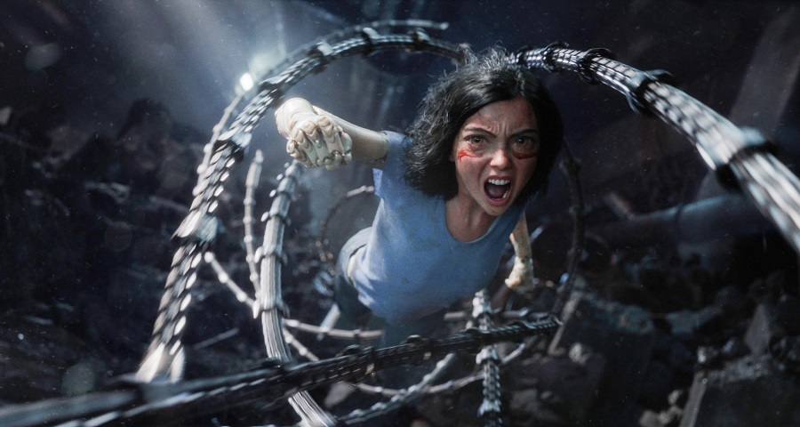 A seesaw spectacle of badassery | ALITA: BATTLE ANGEL – Review