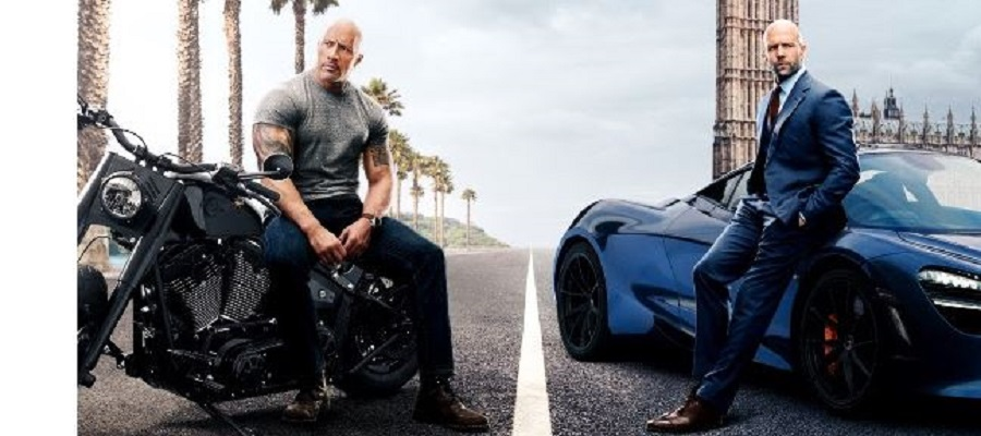 FAST & FURIOIUS PRESENTS: HOBBS & SHAW | New Trailer