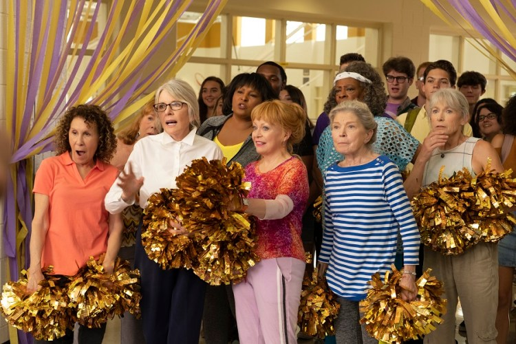 Official Trailer For STX Entertainment's POMS