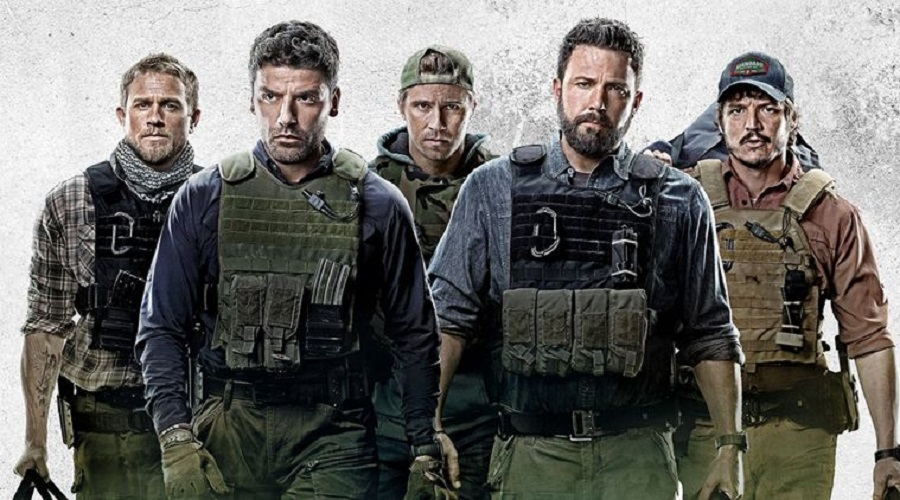 Alpha Male Mania | TRIPLE FRONTIER: Review