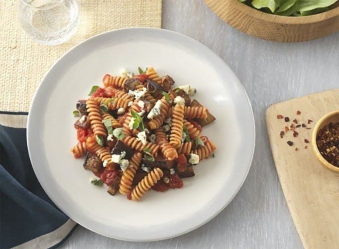 Recipes for National Nutrition Month by Barilla
